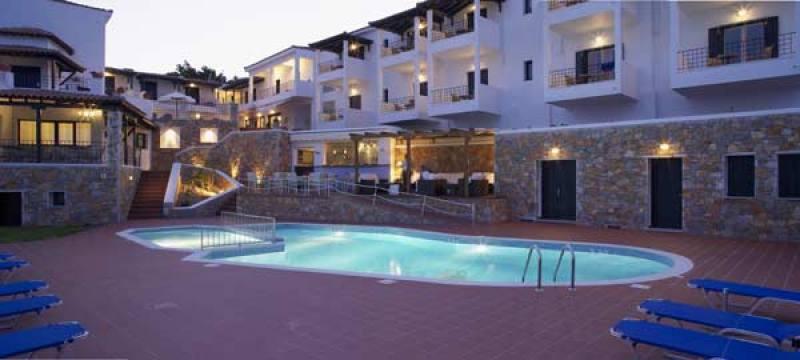 Hotel Atrium - Patitiri - Alonissos